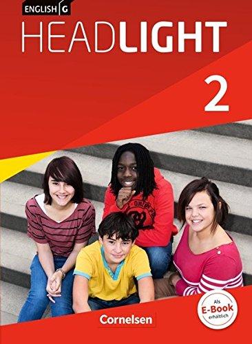 English G Headlight - Allgemeine Ausgabe: Band 2: 6. Schuljahr - Schülerbuch: Kartoniert