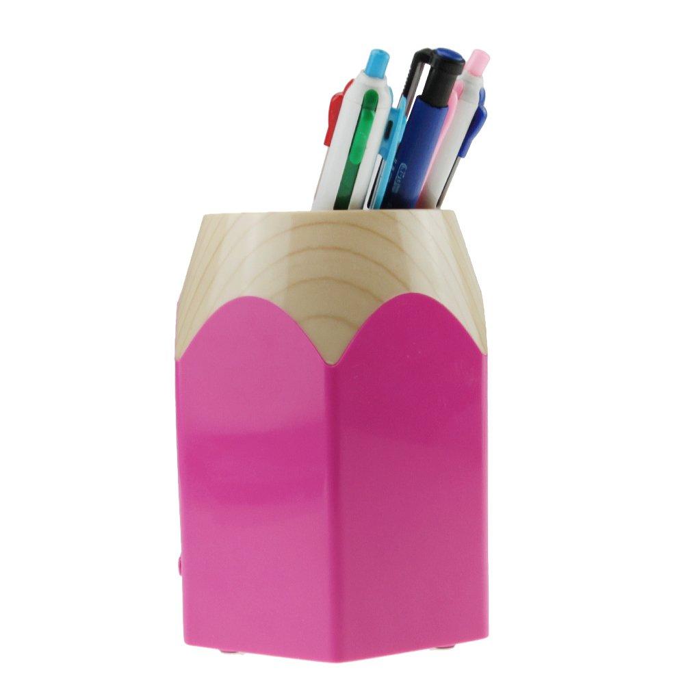 - Portalápices, bolígrafos Caja con reloj, Pérdidas tänder estuche portalápices Lapicero Oficina accesorios, color rojo: Amazon.es: Oficina y papelería