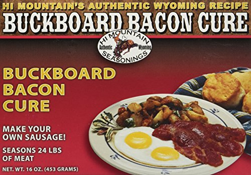 Hi Mountain Buckboard Bacon Cure 16 -