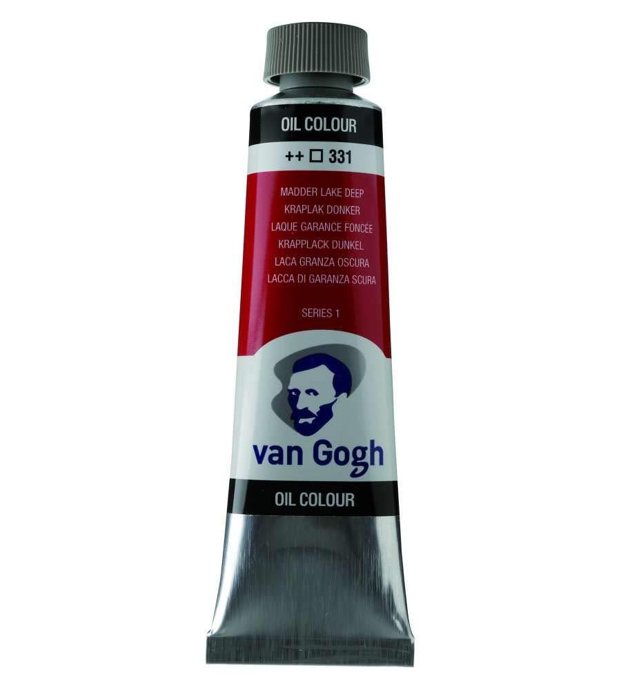 Amazon.com: Tubo de aceite para furgoneta Gogh (40 ml) mad ...