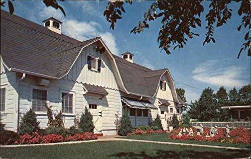 Party Barn, Honey Bear Farm Genoa City, Wisconsin Original Vintage ()