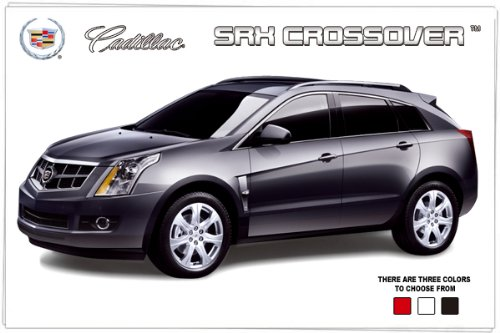 1/18 Cadillac SRX Crossover Radio Remote Control Car RC w/lights Colors May Vary (Rc Car Working Lights compare prices)