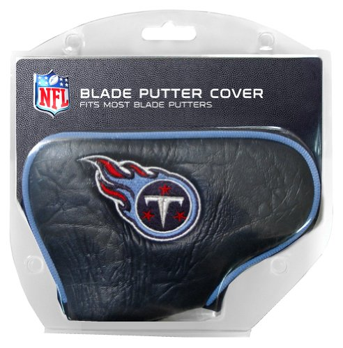 - Team Golf NFL Tennessee Titans Golf Club Blade Putter Headcover, Fits Most Blade Putters, Scotty Cameron, Taylormade, Odyssey, Titleist, Ping, Callaway