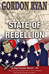State of Rebellion (A Pug Connor Novel Book 1) Kindle Edition