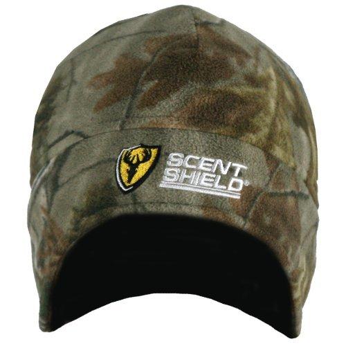 ScentBlocker Youth Fleece Watch Cap, One Size, Camo
