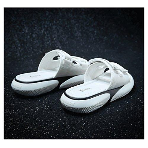 Modo Usura Sandali Estate Dei Femminile Pantofole Flop Flip dimensioni 6 5 Di Di Sport xqaUw1n8