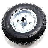 Steele G15.0-Q-01-JD Lawn & Garden Equipment Wheel Genuine Original Equipment Manufacturer (OEM) part for Steele, Gentron, & All Power