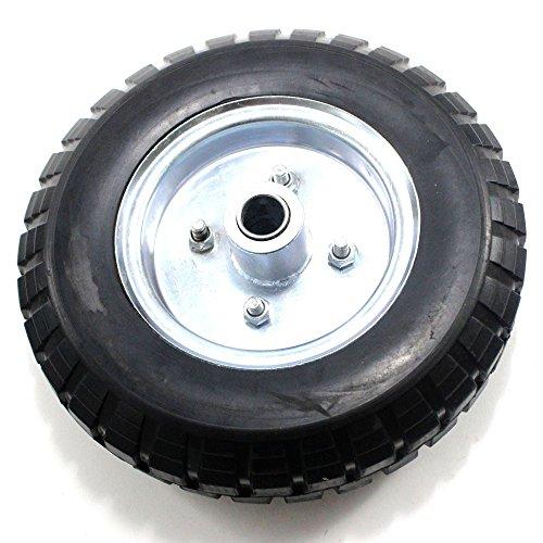 Steele G15.0-Q-01-JD Lawn & Garden Equipment Wheel Genuine Original Equipment Manufacturer (OEM) part for Steele, Gentron, & All Power by Steele