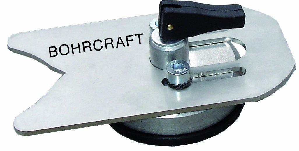 27010300001 1 St/ück rostfreie Ausf/ührung Bohrcraft Zentrierhilfe f/ür Diamant-//Fliesenbohrer