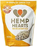 Manitoba Harvest: Hemp Hearts Raw Shelled Hemp Seeds 28 Oz (Pack of 2)