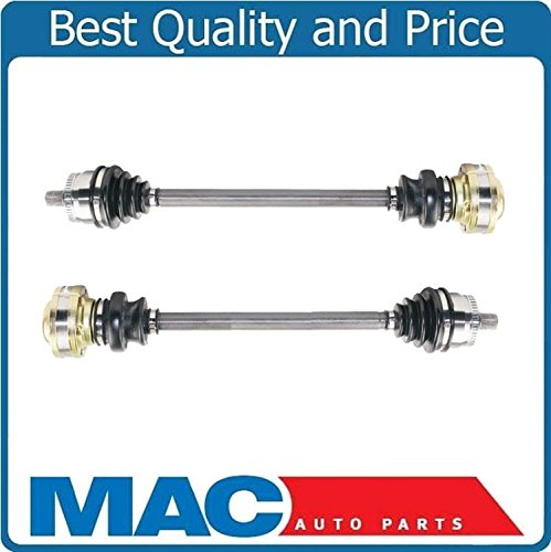 Mac Auto Parts 24776 1996-2000 Audi A4 Front Wheel Drive 1.8 Manual Transmission New CV Drive Axle Shaft
