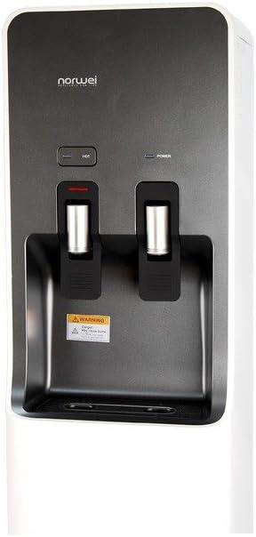 Norwei - Dispensador de Agua Super Slim Design, con 3 Niveles de ...