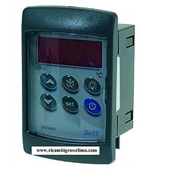 Termostato Controlador Electrónico dixell xw30 V-5 N0 C1