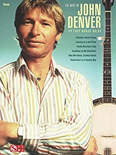 Amazon steve martin the crow new songs for the five string the best of john denver 20 easy banjo solos mightylinksfo
