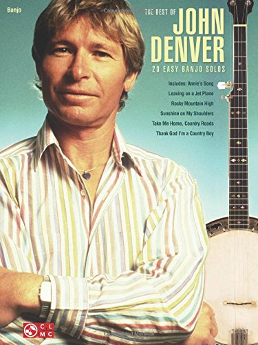 Ultimate Banjo Songbook - The Best of John Denver: 20 Easy Banjo Solos