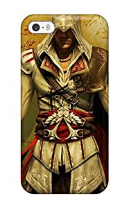 Hot Style WJXSAnZ4226hTUTz Protective Case Cover For Iphone5/5s(assassins Creed)