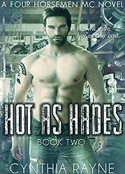 Hot as Hades (Four Horsemen MC Book 2)