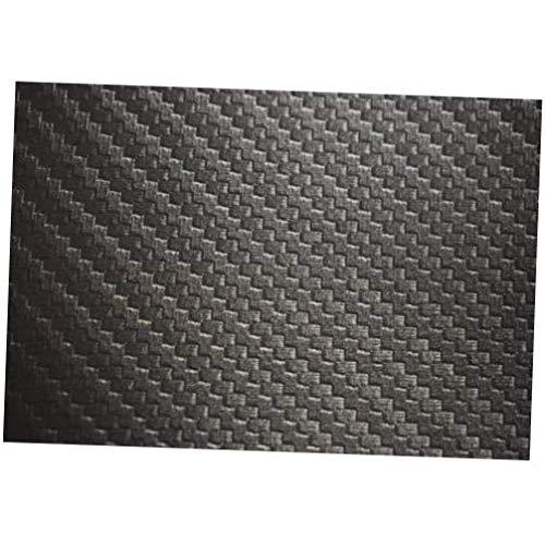 (Fabric Carbon Fiber Vinyl Fabric Dk. Gray Marine Upholstry Outdoor Auto Boat 54