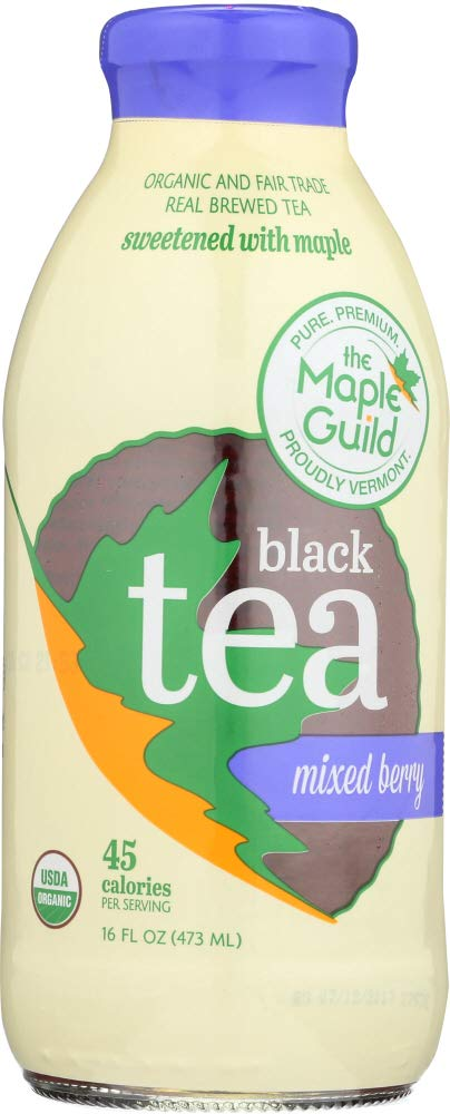 The Maple Guild (NOT A CASE) Black Iced Tea Mixed Berry
