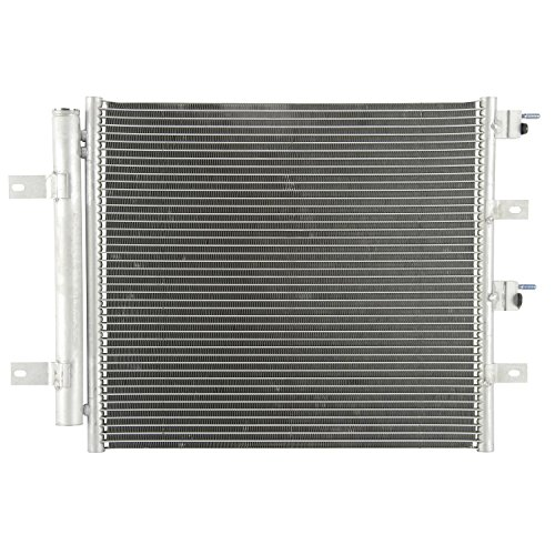 A/C AC CONDENSER FOR JAGUAR FITS S-TYPE XF 3261 -