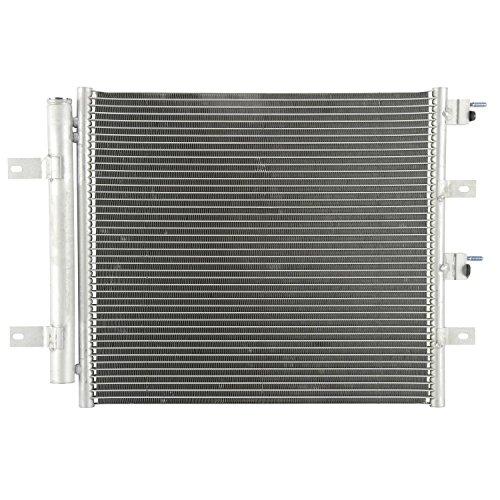 A/C AC CONDENSER FOR JAGUAR FITS S-TYPE XF 3261 by Sunbelt RADIATORS INC.