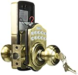 E-930-R-AB Electronic Knob Latch