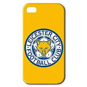 Fashion Design FC Gelsenkirchen-Schalke 04 Football Club Logo Phone Case Cover For Iphone 4 3D Plastic Phone Case