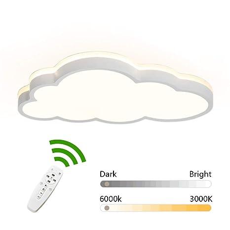 BEHWU LED Techo de la nube, techo de 360 °, para niños y ...