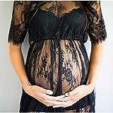 Lovewe Maternity Dress Photography Lace, Women's