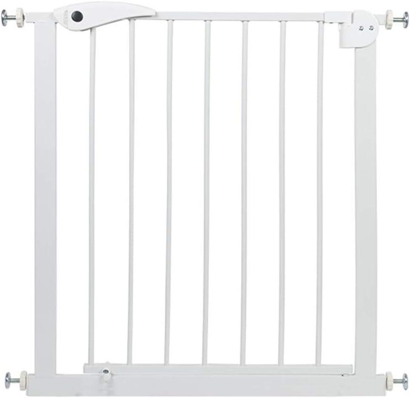 XIAOMEI,ベッドフェンス エクステンションメタルセーフティゲートエクストラ高圧フィットセーフティゲート圧力フィットセーフティゲート圧力フィットセーフティゲート狭い 家庭、屋外で使用されます (Size : 60-75)