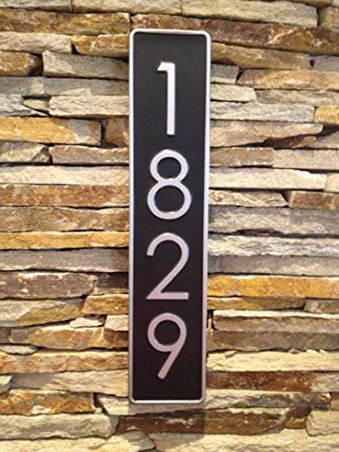 [해외]PROVIZTO Metal Address Plaque / PROVIZTO Metal Address Plaque