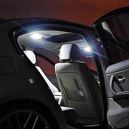 Electroprime 15pcs Car Interior Led Lights For Bmw 5 Amazonin