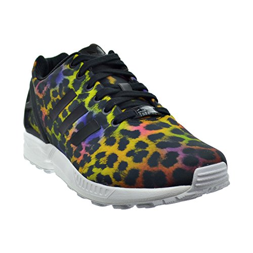 M Ftw White Shoes b24386 Adidas Flux Carbon 8 ZX Black Women's US B ZUAAwIP