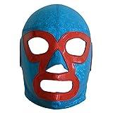 Deportes Martinez Nacho Libre Semi-Professional Wrestling Lucha Libre Mask For Adults Luchador Mask Costume Wear Pro