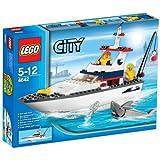 レゴ シティ フィッシングボート 4642