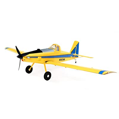 E-flite Air Tractor 1.5m BNF Basic with AS3X and Safe Select, EFL16450: Toys & Games