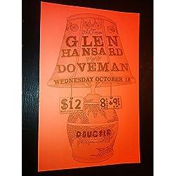 Glen Hansard Rare Doug Fir Portland Oregon Frames Concert Tour Concert Poster