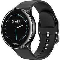RXMEY Smartwatch Reloj Inteligente con Pulsómetro Impermeable IP68 Pulsera Actividad Inteligente Reloj Deportivo Monitor de Sueño Reloj de Fitness Cronómetros para Mujer Hombre Niños Android y iOS