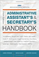 Administrative Assistant's and Secretary's Handbook, 5th Edition
