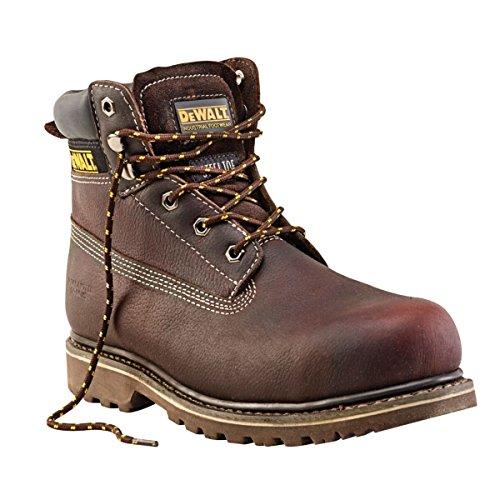 DeWalt Seguridad en el trabajo botas marrón Soggy Tamaño 7