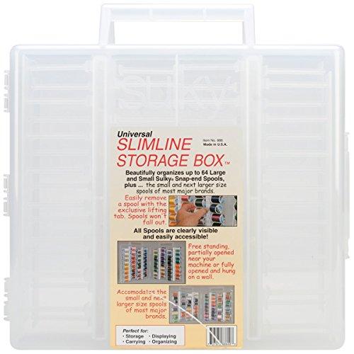 Slimline Thread Storage - Sulky Universal Slimline Storage Box