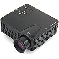 H100 Projector - SODIAL(R) H100 320 x 240 HD LCD Projector