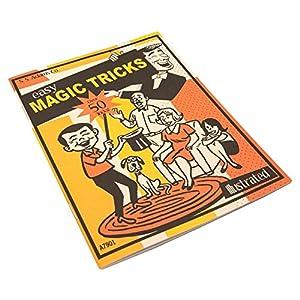 Adams Pranks and Magic - Easy Magic Tricks Book - Classic Magic Trick Book