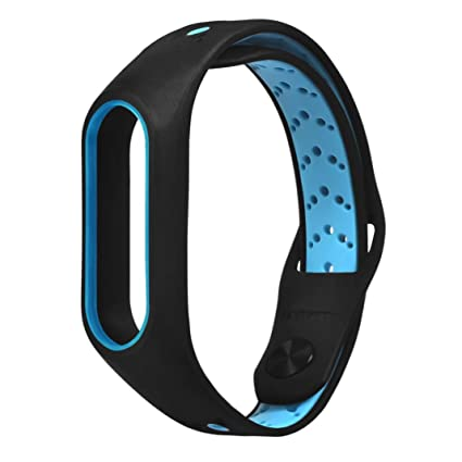 Xiaomi Mi Band 2, Unpara New WaterProof Lightweight Ventilate TPE Wrist  Strap Wristband Bracelet For Xiaomi Mi Band Version 2 0 Fitness Tracker  With