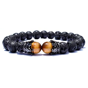 huge discount 154f2 36b52 MSITIAN Bracciali Charm Bracelet for Men Fashion Luxury ...
