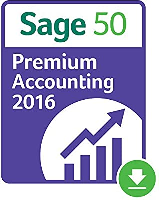 Sage 50 Premium Accounting 2016 [Download]