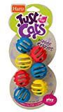 Hartz Just for Cats Midnight Crazies Cat Toy Size:Pack of 2  -...