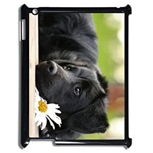 ALICASE Diy Cover Custom Case Dog For IPad 2,3,4 [Pattern-1]