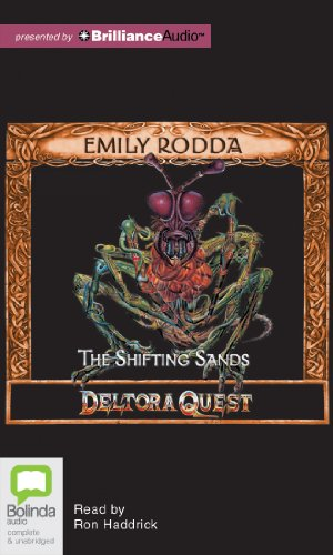 The Shifting Sands (Deltora Quest Series) by Bolinda Audio