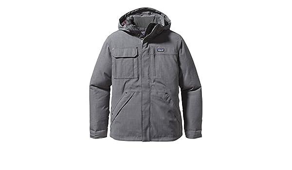 54e0de20b3ce4f Patagonia Wanaka Down Jacket - Men s Forge Grey